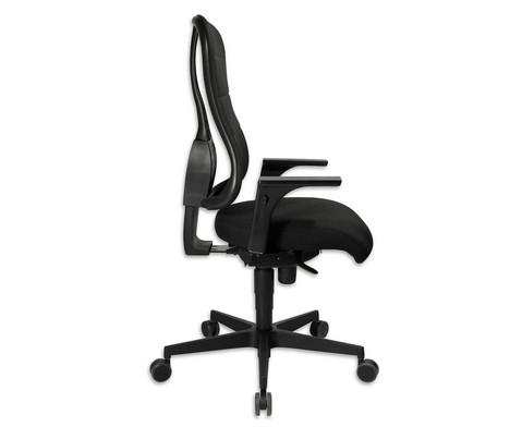 Flexness Drehstuhl Comfort mit Armlehnen-32