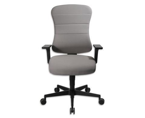 Flexness Drehstuhl Comfort mit Armlehnen-24