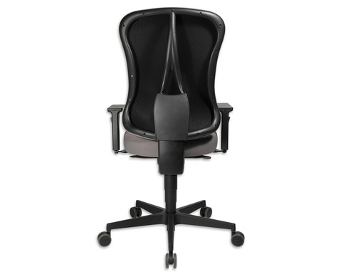 Flexness Drehstuhl Comfort mit Armlehnen-20