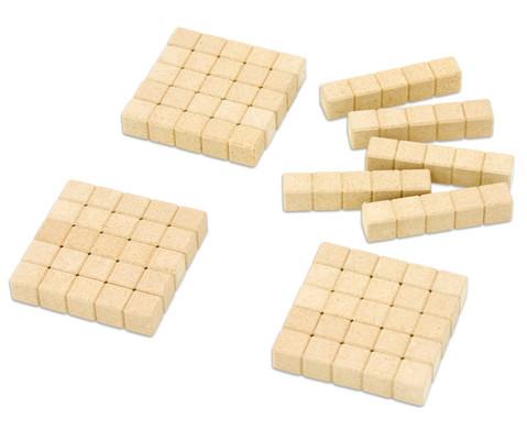 Zehnersystem-Teile aus RE-WOOD-9