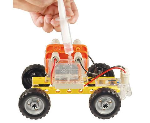 Alternativer Antrieb mit Brennstoffzellen-16