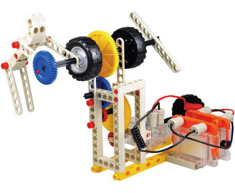 Lernbaukasten Brennstoffzelle-3