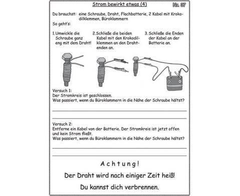 Betzold Experimentier-Koffer - Elektrizitaet und Stromkreise-2