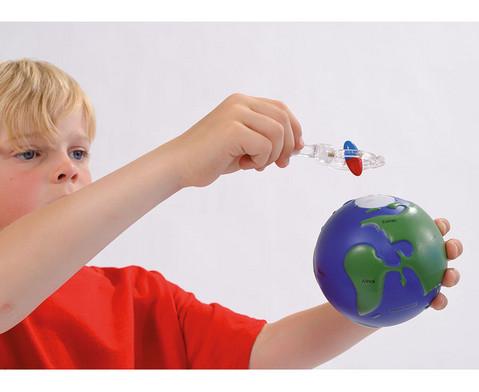 Magnetischer Globus-1