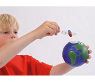 Magnetischer Globus