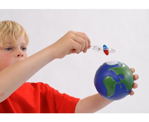 Magnetischer Globus-3