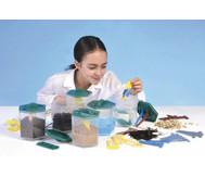 Experimentier-Set zur biologische Abbaubarkeit