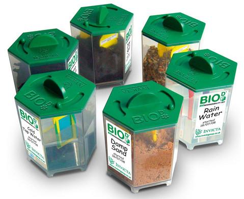 Experimentier-Set zur biologischen Abbaubarkeit