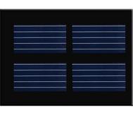 Solarzelle 850 Milliampere