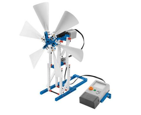 LEGO Education Technik-Bausatz fuer erneuerbare Energien-4