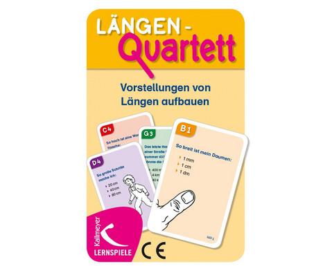 Laengen-Quartett