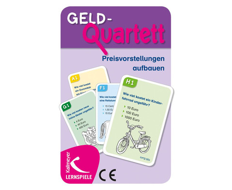 Kallmeyer Geld-Quartett