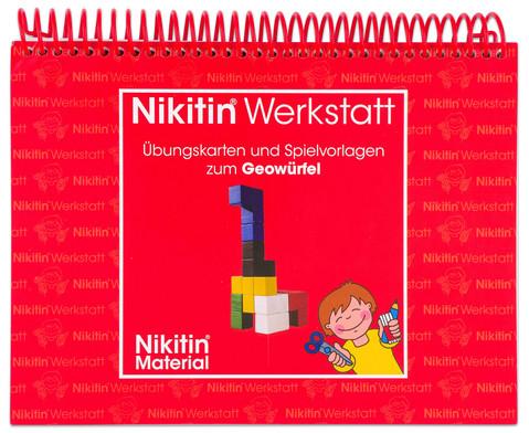 Nikitin Werkstattheft zum Geowuerfel-1