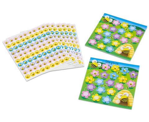 Belohnungs-Sammelkaertchen Bienen-1