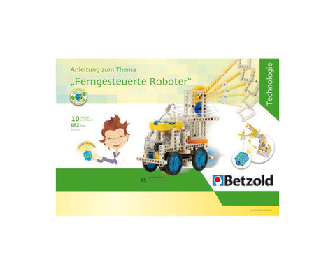 Betzold Lernbausatz Ferngesteuerte Maschinen-2