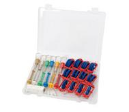 Experimentier-Koffer für einfache Mechanik