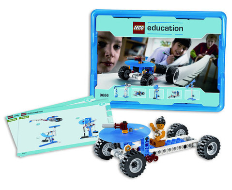 LEGO Education Technik-Bausatz-4