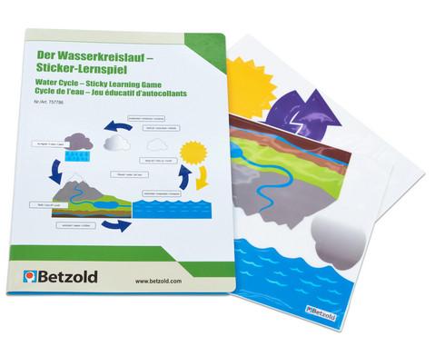 Betzold Projekt-Koffer Sonne Wind  Wetter-10