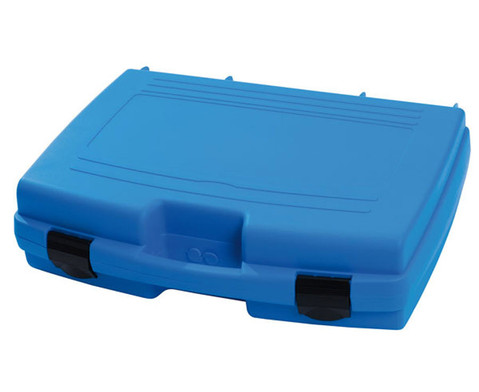 Transportkoffer blau