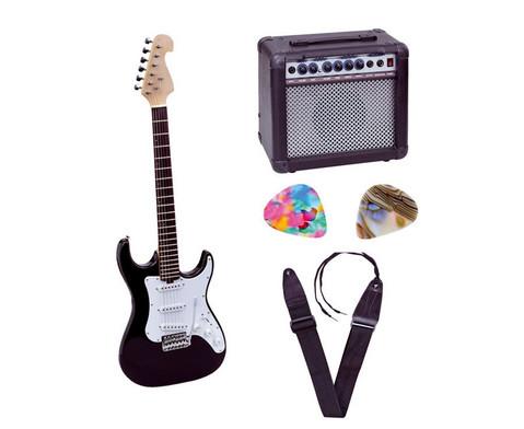 E-Gitarren Komplett-Set-1