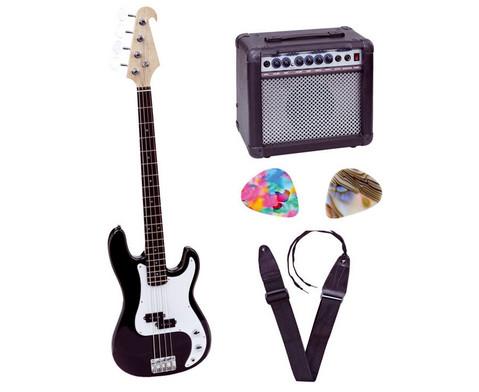 E-Bass Komplett-Set-1