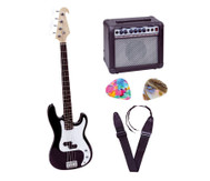 E-Bass Komplett-Set