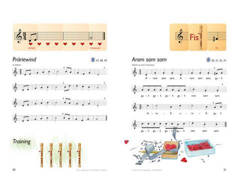 BlockfloetenBox - Band I mit CD-2