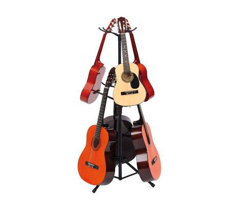 Gitarren-Stativ fuer 6 Gitarren-1