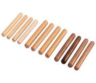 Claves-Begleitsatz für Didgeridoos