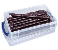 Gruppensatz mit 15 Kunststoff-Blockflöten