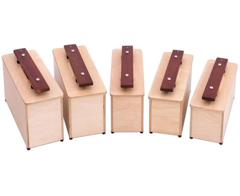 Spar-Set mit 5 Kontrabass-Klangbausteinen