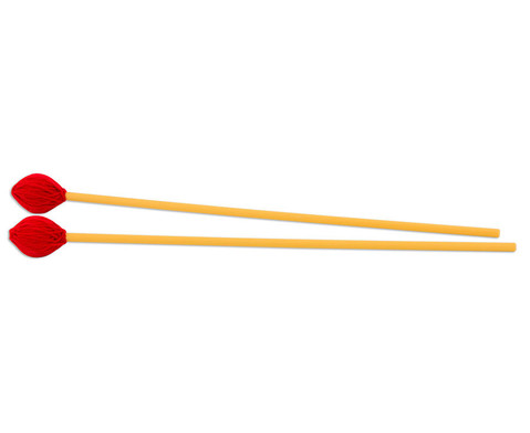 Xylophonschlaegel roter Kopf-1