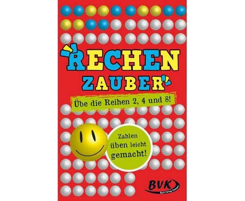 BVK Rechenzauber Über die Reihen 2, 4 und 8!