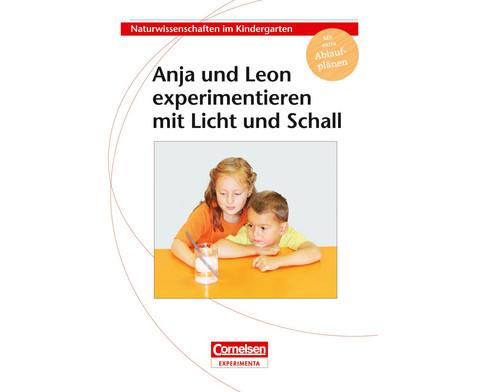 Anja und Leon experimentieren mit Licht und Schall-3