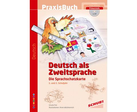 Praxisbuch Deutsch als Zweitsprache-1