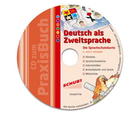 Praxisbuch Deutsch als Zweitsprache-2