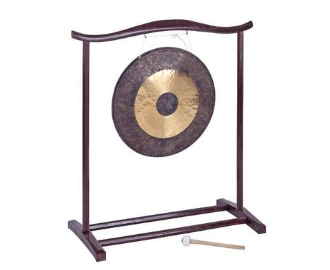 Betzold-Musik Chinesischer Gong mit Holzstativ