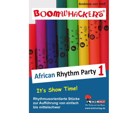 Boomwhackers African Rhythm-Party-1