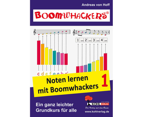 Noten lernen mit Boomwhackers-1
