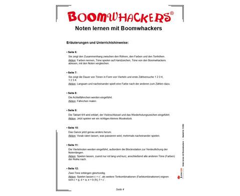 Noten lernen mit Boomwhackers-2
