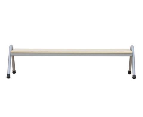 Stapelbank Sitztiefe 30 cm 180 cm breit