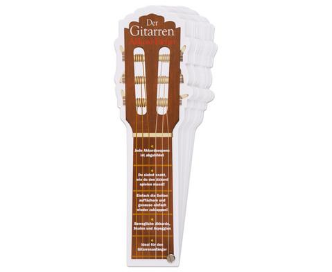 Der Gitarren Akkord-Faecher-4