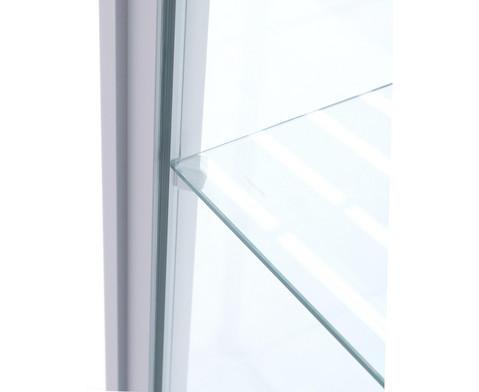 Omega Quadrat-Vitrine LED Streifen-Beleuchtung-8