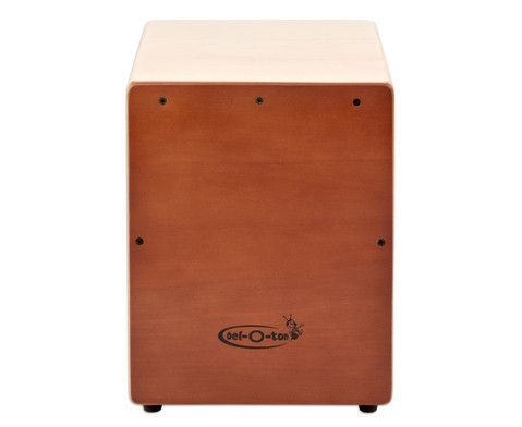 bel-O-ton Kinder-Cajon Natural-2