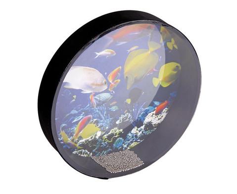 Betzold Musik Ocean-Drum im farbenfrohen Meeres-Design
