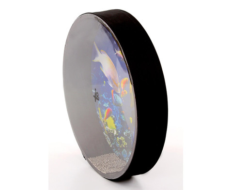 Betzold Musik Ocean-Drum im farbenfrohen Meeres-Design-2
