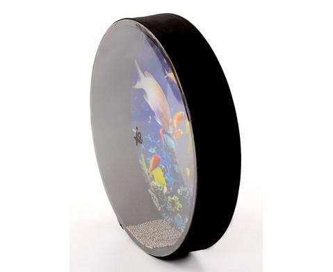 bel-O-ton Ocean-Drum im farbenfrohen Meeres-Design-2