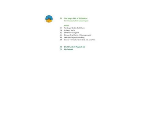 Vier neue Minimusicals  Buch-3