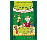 Vier neue Minimusicals,  Buch