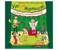 Vier neue Minimusicals, CD